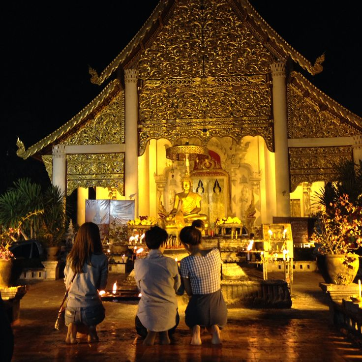 Temple in Chiangrai