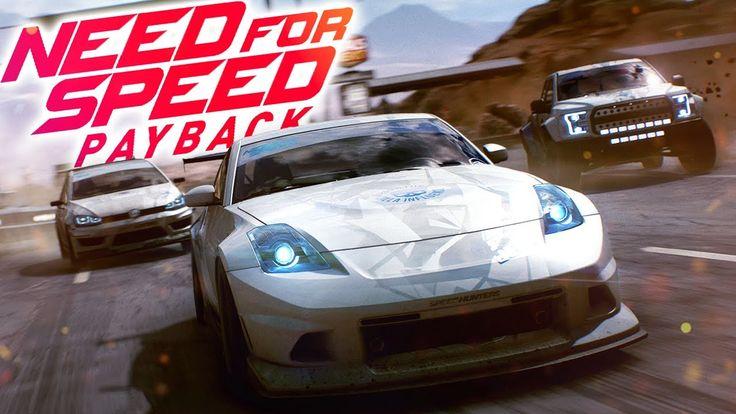 Need for Speed Payback oyunu içerisinde yer alacak olan tüm araçlar açıklandı. Need for Speed Payback içerisinde EA Games nasıl sürprizler yapacak?