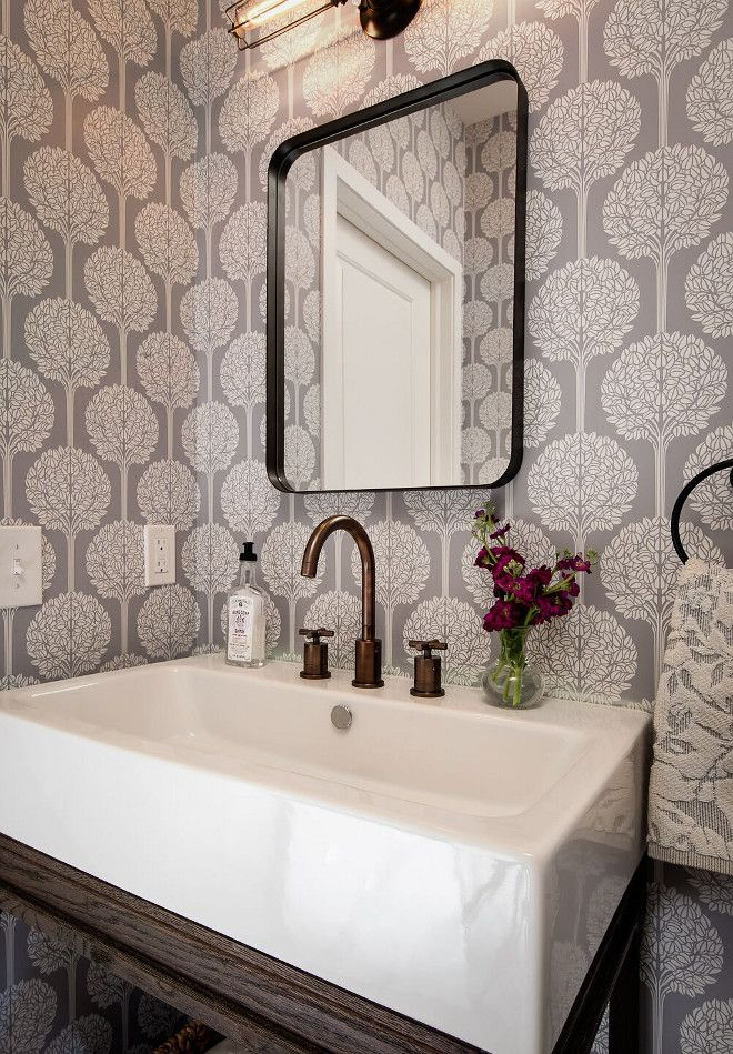 6607 curated bathrooms ideas by homebunch beautiful for Wallpaper home hardware