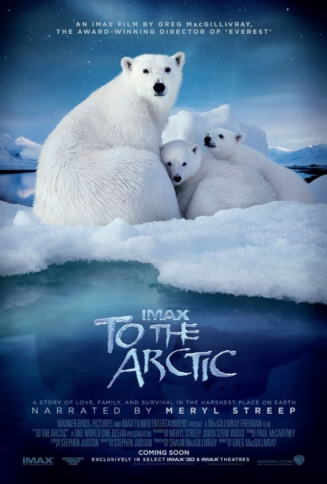 To The Arctic 3D A journey into the lives of a mother