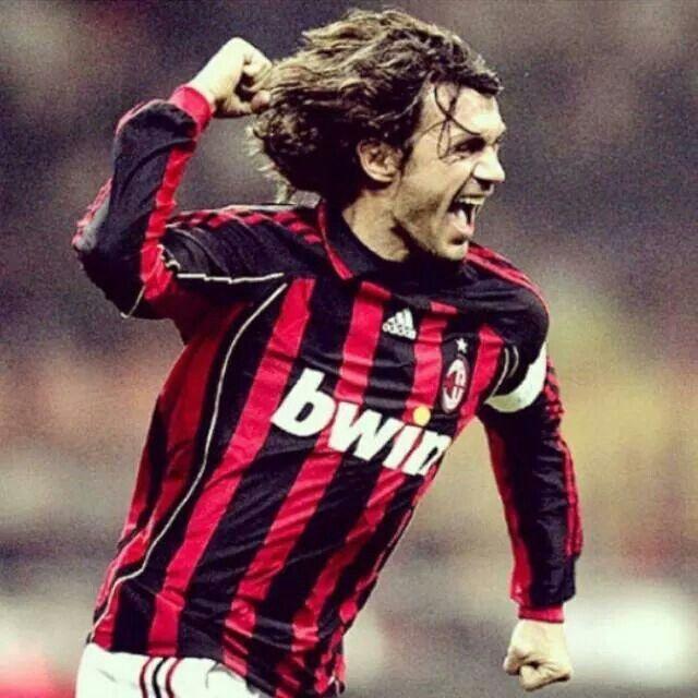 Il capitano: Paolo Maldini