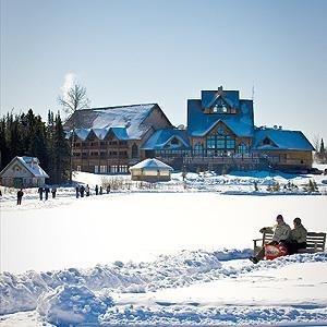 Elk Ridge Resort, Waskesiu, Saskatchewan (© Elk Ridge Resort)