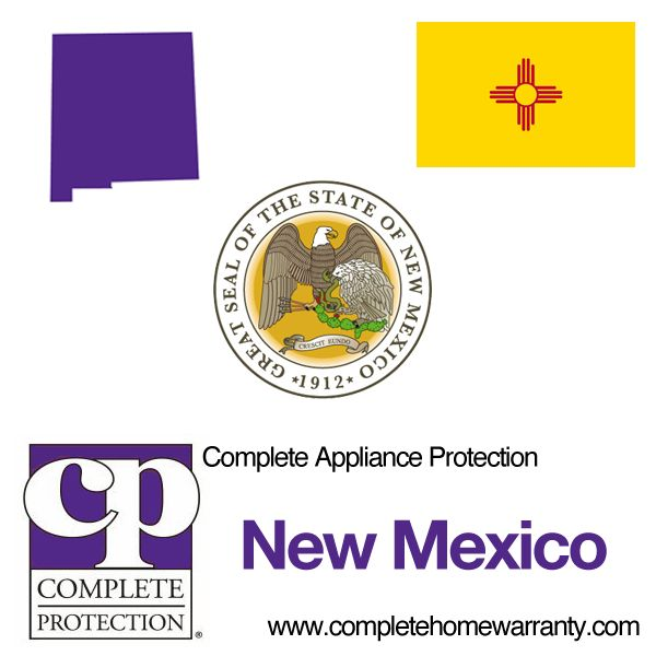 New Mexico Home Warranty - Complete Appliance Protection - Best Home Warranty Reviews - Call 1-800-978-2022 - New Mexico Home Warranty