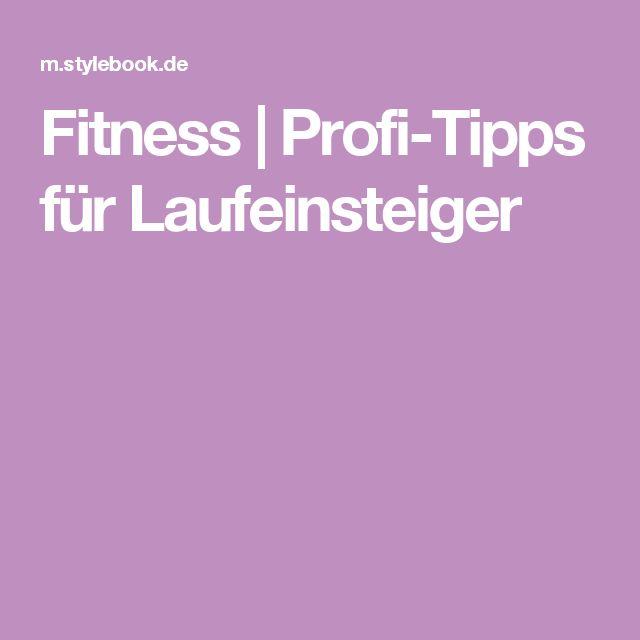 Fitness | Profi-Tipps für Laufeinsteiger