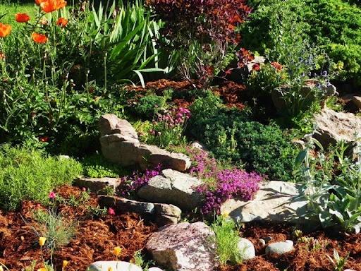 Garden Mulch Ideas vegetable garden mulches 144 Best Mulch Landscape Rock Wood Images On Pinterest