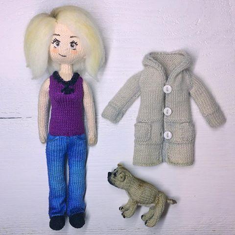 Портретные вязаные куклы (@valera.karavan) | Instagram photos and videos