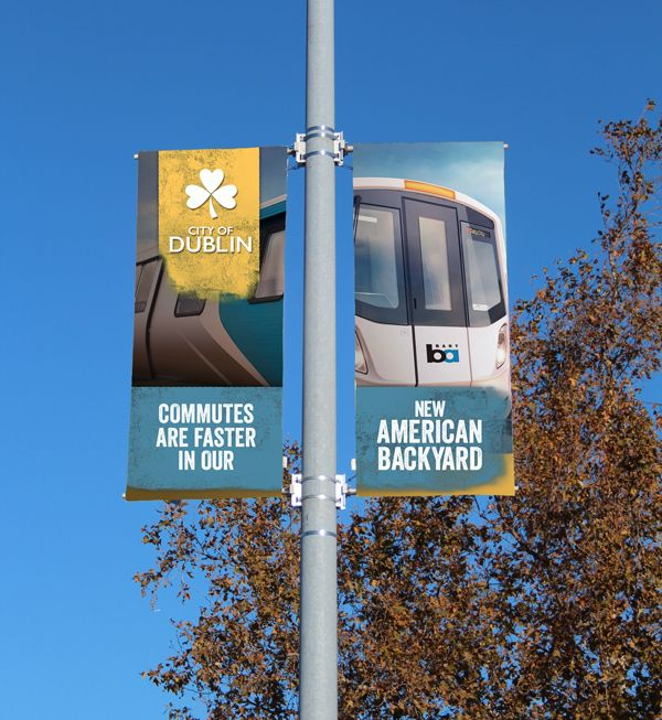 Light Pole Templates: 20 Best Signage: Light Pole Banners Images On Pinterest