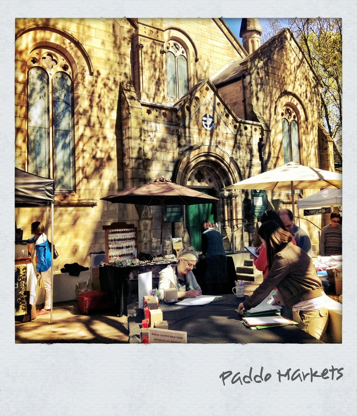 The Paddington Markets - a part of the Paddo Community since 1973