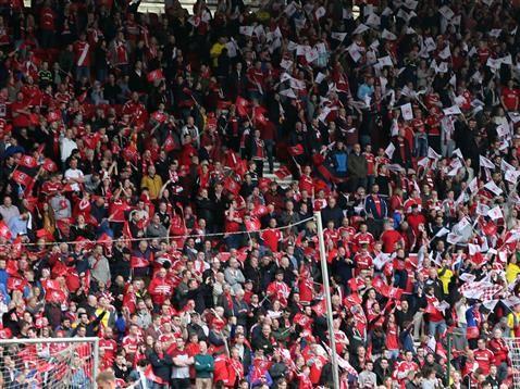 Kick It Out App available on Middlesbrough FCs Boro Connect App helps capture discriminatory behaviour on mobile phones