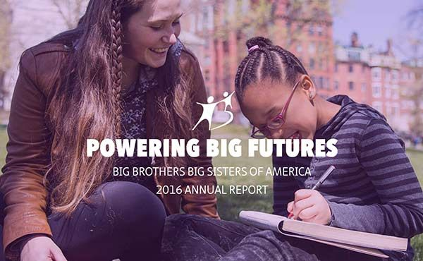 Big Brothers Big Sisters- Mentorship program