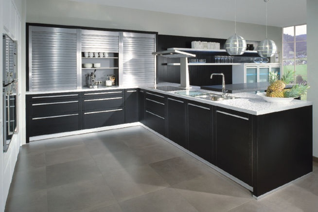 Hi tech kitchen For the Home
