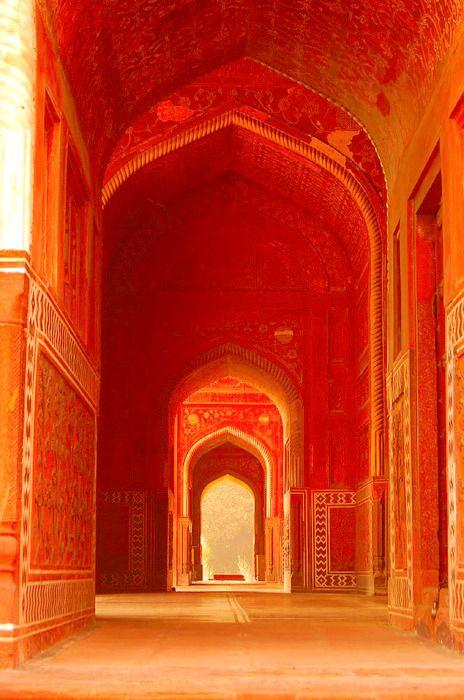 Orange #architecture