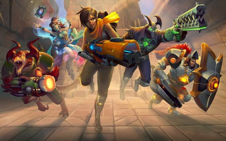 Paladins guide: tips for customising Champions, legendary cards, crafting and more