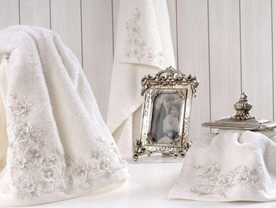 Luksusowy ręcznik Bride  50x90 cm