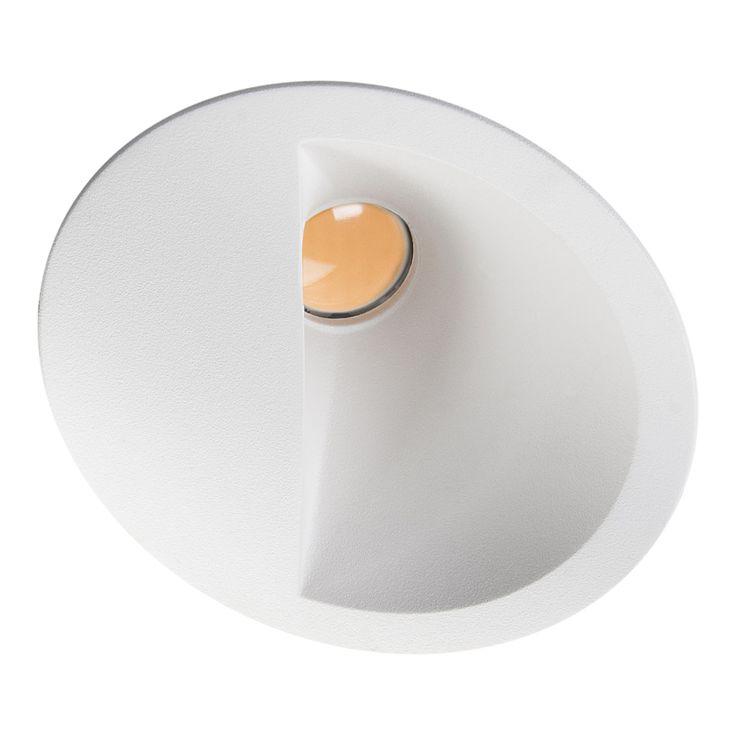 SG Armaturen AS – JUNISTAR ASYMMETRISK MATT-HVIT 10W LED