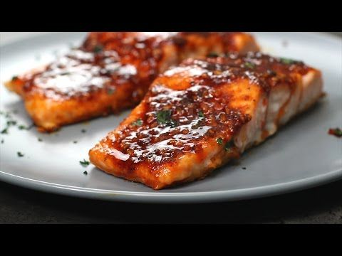Brazilian Rub Salmon