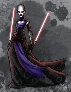 Sith Lord Ventress