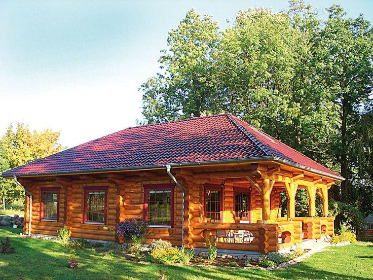 Small Log Cabins Kits