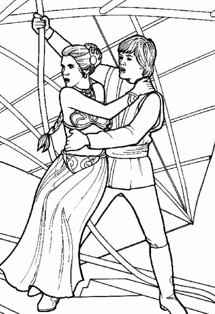 Star Wars Lego Coloring Pages To Print Pictures 3
