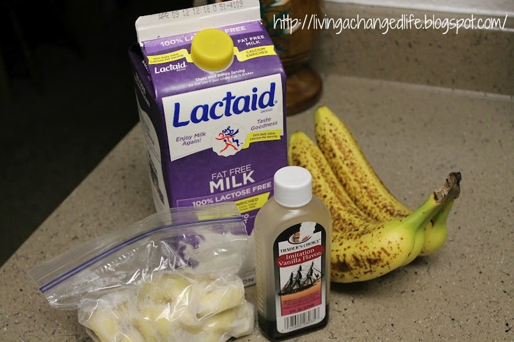 Living a Changed Life: Recipe Review: Banana Ice Cream