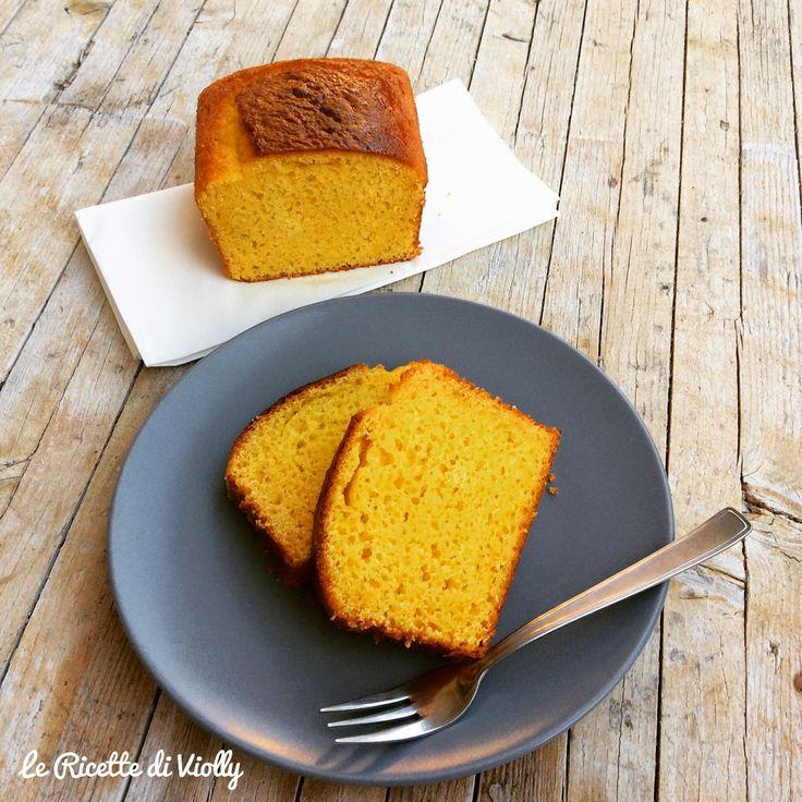Le Ricette di Violly: Plumcake Alla Ricotta