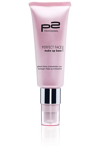 p2 cosmetics perfect face! make up base