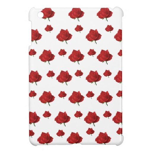 Red Roses Cover For The iPad Mini
