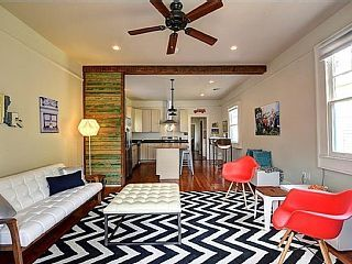 Bywater+2-Bedroom+House+with+Modern+Charm!+++Vacation Rental in New Orleans from @homeaway! #vacation #rental #travel #homeaway