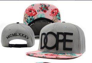 Caps hats Dope Floral Snapback Hats Classic Men & Women's Designer Flower Snapback Caps