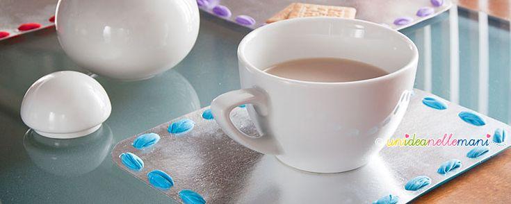 Come creare in cinque minuti delle originali tovagliette fai da te per la colazione con materiale di recupero-Tutorial con spiegazioni