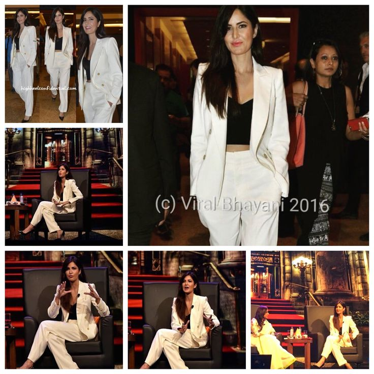 Katrina Kaif looking chic at the 7th edition of Mint Luxury Conference .