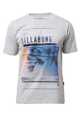 Camiseta Billabong Muriwai Cinza