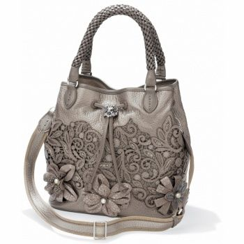 Pearl Soft Bucket Bag  available at #Brighton. This is gorgeous.  I want one!