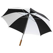 #Golfparaplu polyester - Bedrukken met jouw logo of tekst bij Stravers.nl