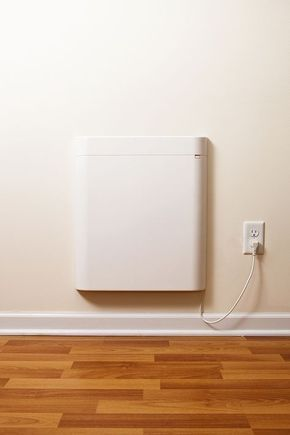 Envi High Efficiency Whole Room Plug In Electric Panel Heater Hh1012t