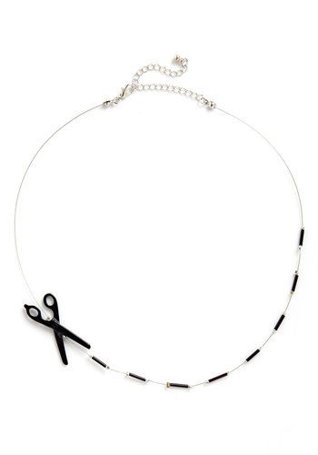 DIY Not? Necklace, #ModCloth