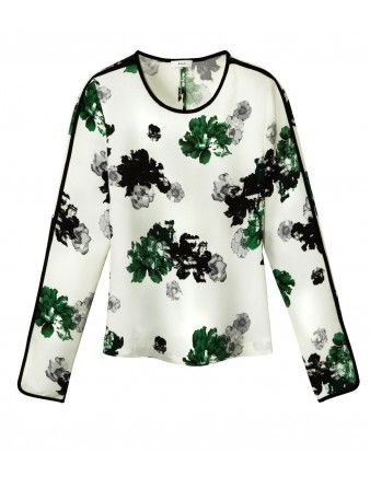 A.L.C. Floral Top - Shop 165+ new items from our BIGGEST September Issue ever!http://shop.harpersbazaar.com/in-the-magazine/shop-the-issue/september-2014/