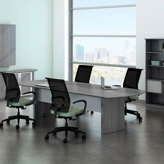 Shop for Mayline Medina 10-foot Conference Table. Get free delivery at Overstock.com - Your Online Office Furniture Store! Get 5% in rewards with Club O! - 16693843