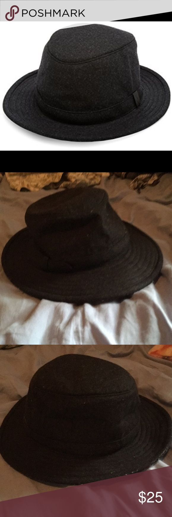 Tilley Endurable Tec-Wool Hat This is the best hat! The best I've ever had. It's so attractive and comfortable and crushable. Canadian made. Size 7. I would keep it forever if I wasn't moving to Hawaii! Tilley Endurables Accessories Hats