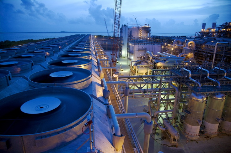 LNG _ Liquefaction Equipment