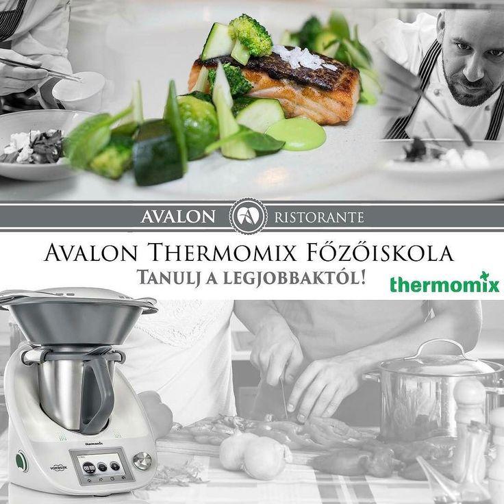 Jól mozogsz a konyhában és tanulnál újat? Vagy épp nem erősséged a főzés de szívesen lennél a konyha ördöge? Jelentkezz az április 3-án induló 4 alkalmas Avalon főzőiskolába és tanulj a legjobbaktól az Avalon Ristorante séfjeitől!  Részletek: http://ift.tt/2m3ZJyi  #avalonpark #ristorante #chef #food #resort #spring #thermomix