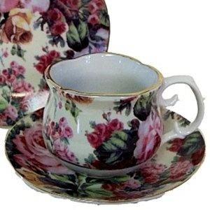 Demitasse Tea Cups