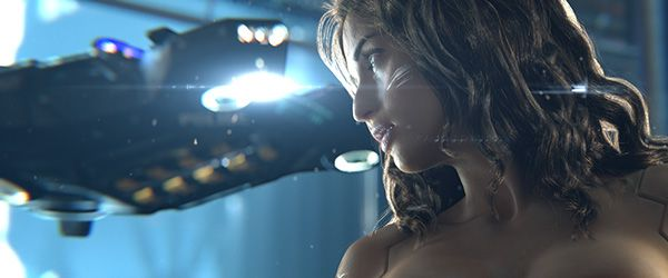 The teaser announces a new video game (developed by Polish video game company CD Projekt RED) based on Cyberpunk 2020 – an RPG system created by Mike Pondsmith back in the 90's.