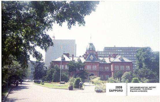 2009 in SAPPORO