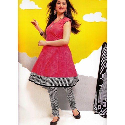 Dress Material Cotton Designer Prints Unstitched Salwar Kameez Suit D.No DP2101