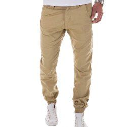 Zipper Fly Big and Tall Chino Jogger Pants Zipper Fly Mid Online