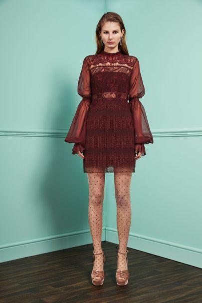 Three Floor Autumn/Winter 2017 Ready-To-Wear Collection | British Vogue