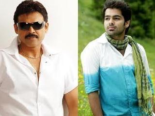 Venkatesh, Ram in Bol Bachchan remake?