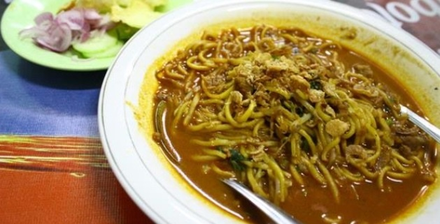 Mie Aceh, North Sumatra, Kuliner Indonesia #Must Try