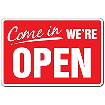 Download Open Sign Template With Ronyasoft Poster Maker Business Signs Open Signs Sign Templates